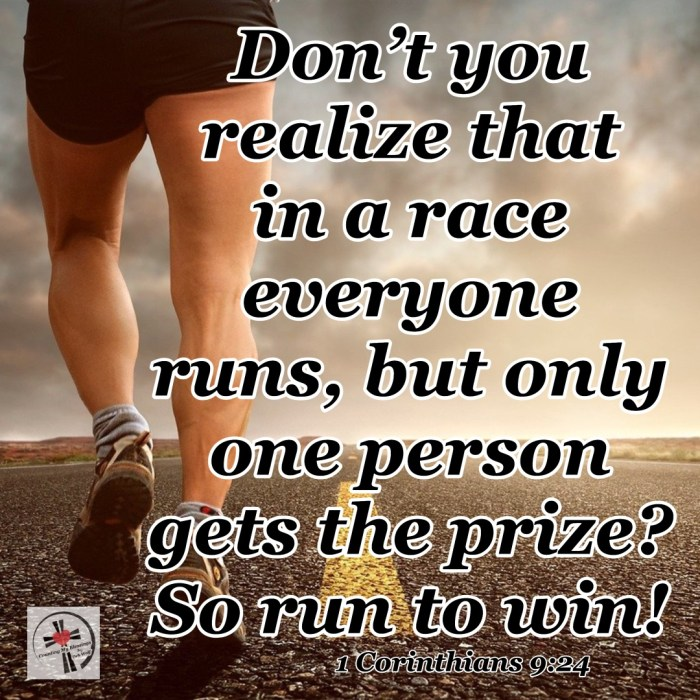 What does the Bible mean when it tells us to run the race to win? Life is the ultimate race and God is at the end of the race waiting with the ultimate prize. #Faith #Hope #Love #BibleStudy #Blessings