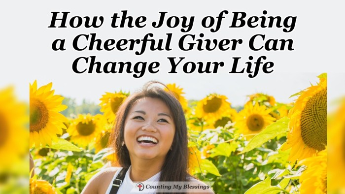 Many people hate it when the church talks about money and giving. But God's Word has a lot to say, one of which tells us that God loves a cheerful giver. #Godspromises #Money #Blessings