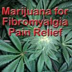 Marijuana for Fibromyalgia Pain Relief