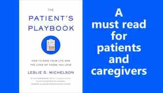 Review: The Patient's Playbook – How to Save Your Life and the Lives of Those You Love