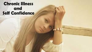 chronic illness and self confidence