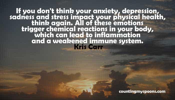 stress increases pain in Fibromyalgia