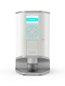 HERO - the smart appliance that makes taking medications easier
