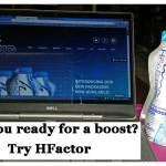 Review: HFactor hydrogen-rich water
