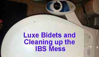 The Cleaner Way to IBS Around