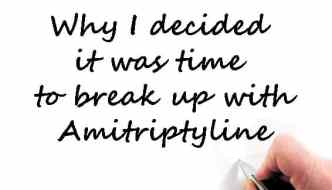 Why I'm Quitting Amitriptyline (guest post)