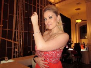 Shanna Moakler in Count Me Healthy