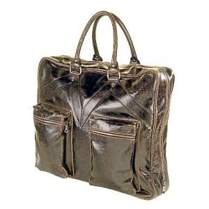 A satchel by Marc Marmel