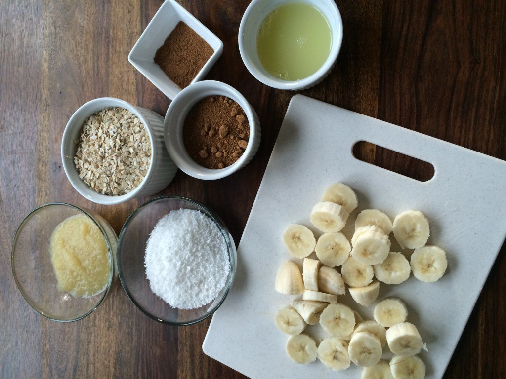 Skinny Oatmeal Cookie Ingredients Spring & Chelsea