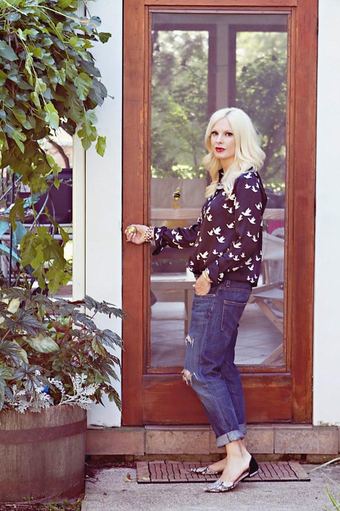 Designer Chelsea Charles