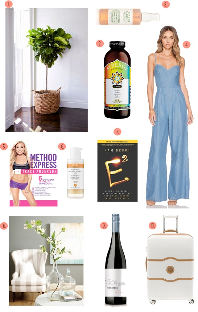 10 Best Beauty, Healthy and Happiness Finds for Spring