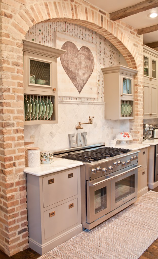 Dream kitchen of interior designer Brittany Ragsdale-Sugg