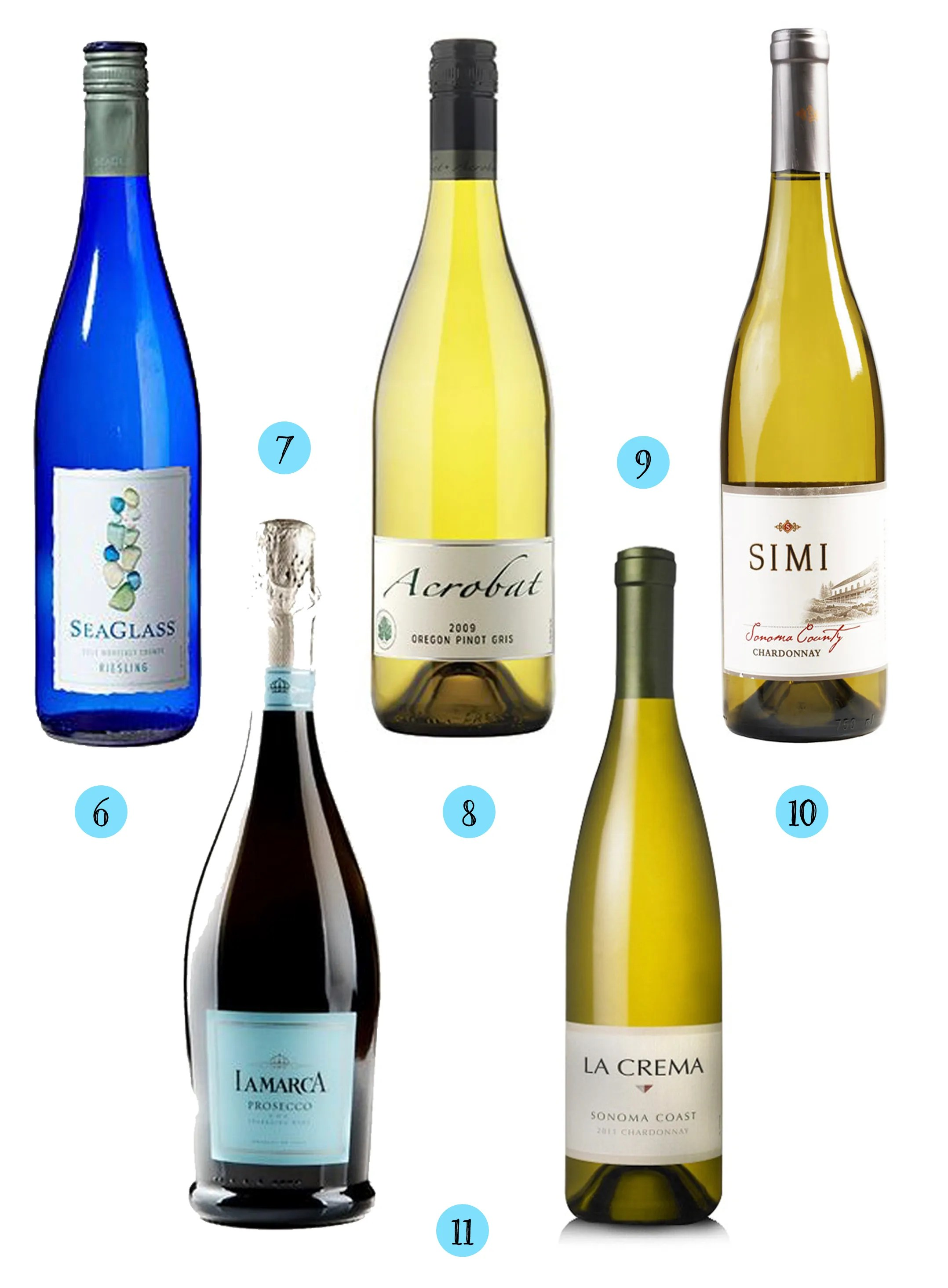 11 Delicious White Wines Under $20