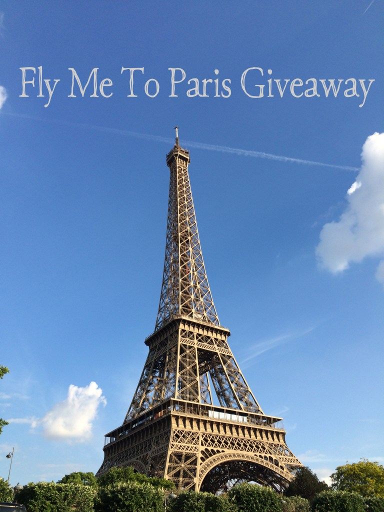 Win a Trip to Paris + Shopping Spree With Delsey