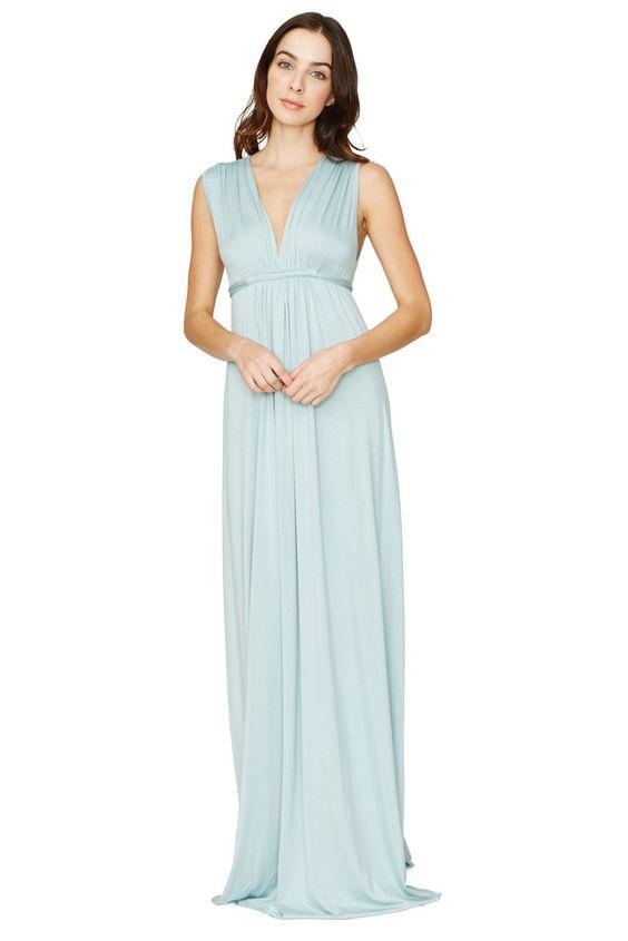Rachel Pally long sleeve-less caftan dress (non-maternity)