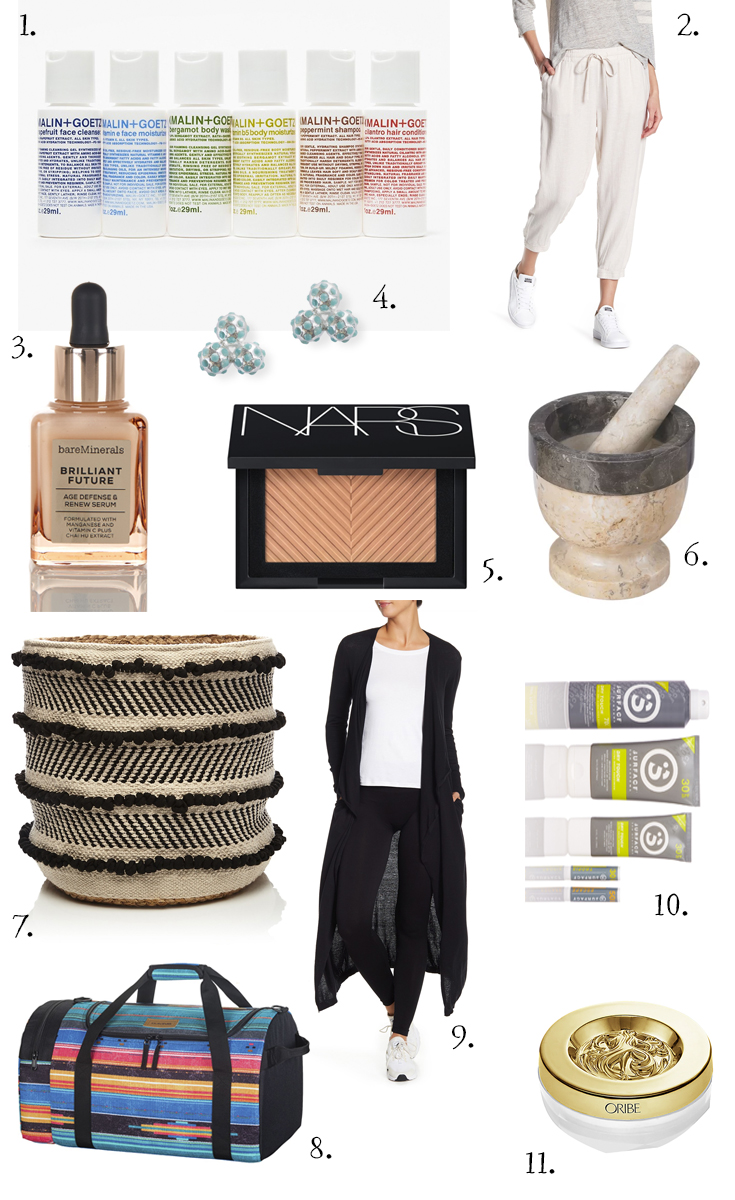 Healthy and thoughtful gifts for mom under $50.
