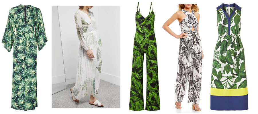 Palm Wonderful: Palm Leaf Prints That Say Summer is Here