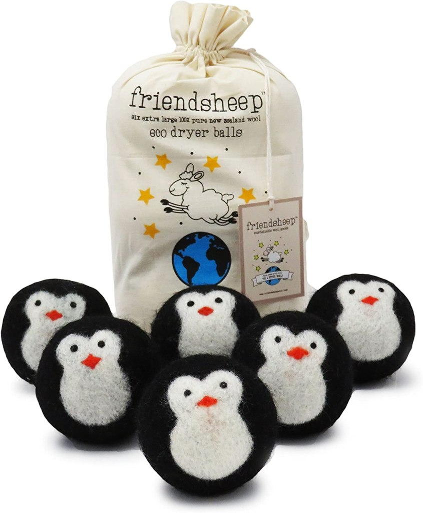 friendship dryer balls make a great gift for our Mother's Day Gift Guide - Stay Home Style.