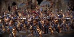Warhammer: Age of Sigmar Stormcast Eternals with bows.