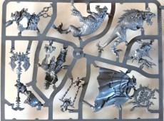 Warhammer Age of Sigmar - Khorne Bloodbound Mighty Lord of Khorne on sprue
