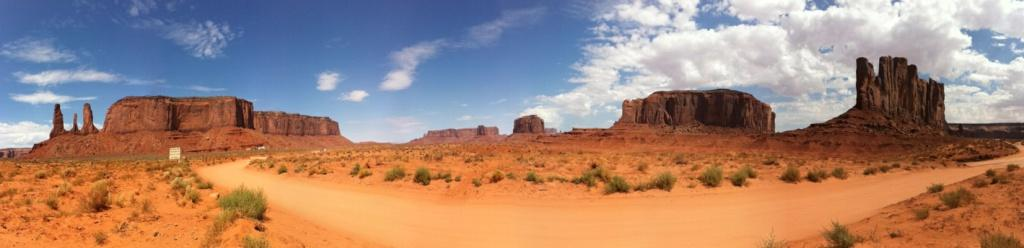 14. Monument Valley