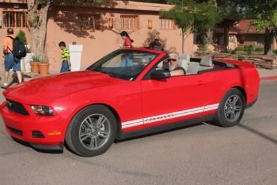 Faire la route en Corvette, le rêve !
