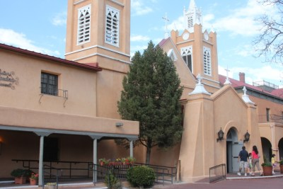 Albuquerque, l'église San Felipe de Neri