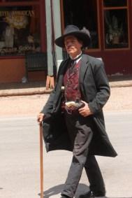 Tombstone - Doc Holliday (personnage du Règlement de compte à OK Coral)