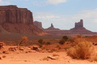 Monument Valley, nous y voilà !