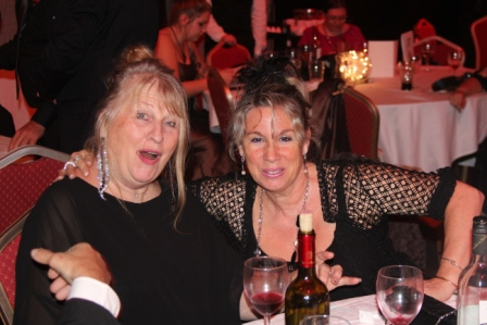 Violette Vanderborck et Marie-Claude Gil