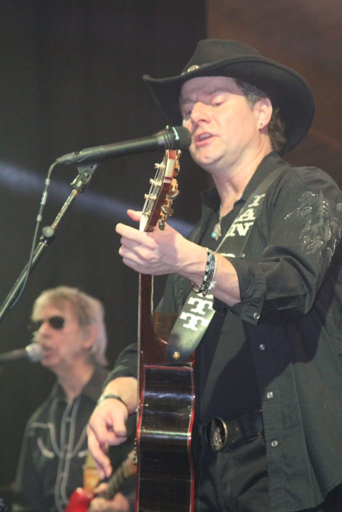 Ian Scott en concert au Salon Country Western 2017