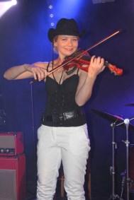 Rusty Legs - La violoniste