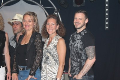Les chorégraphes : Guylaine Bourdages, Kate Sala & Darren Bailey