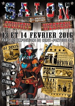 Salon Country Western Cergy 2016