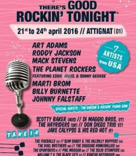 Good Rockin Tonight 2016