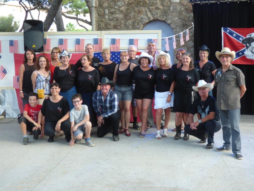 Groupe 2e semaine Sète Juillet 2015