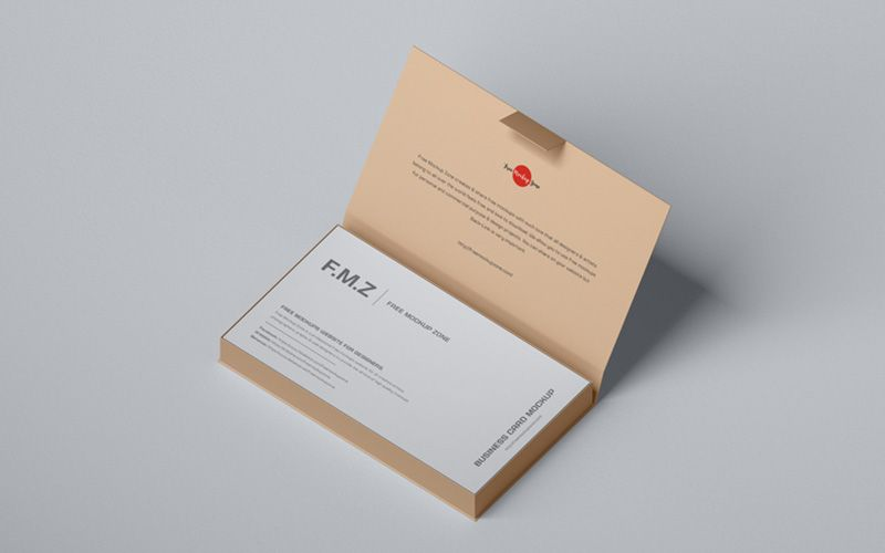 Download Mockup Name Card Free Yellowimages