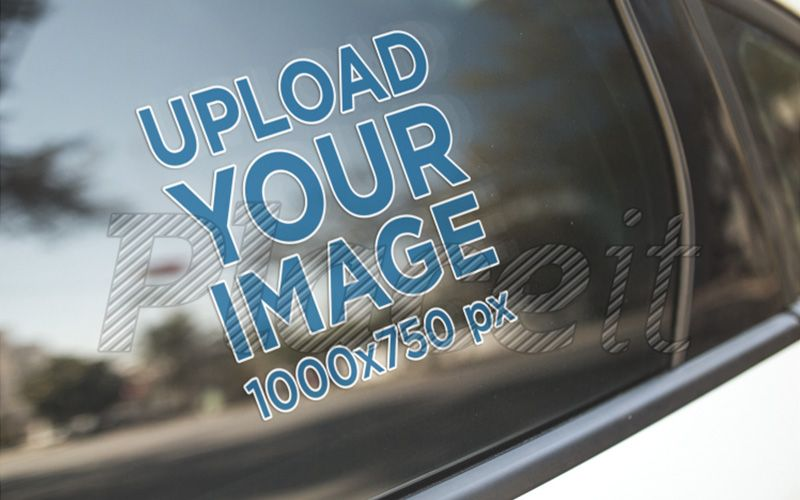 Download Sticker Psd Mockup Free Yellowimages