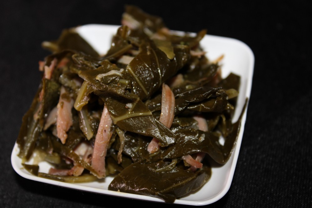 collard greens Countryboy Catering