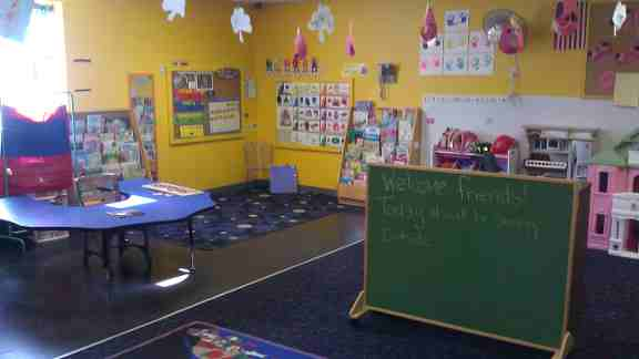 Castle Room (Pre-K 5 year – olds)