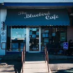 The Bluebird Cafe