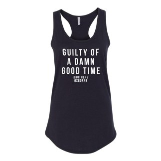 Brothers Osborne Guilty of a Damn Good Time Tank