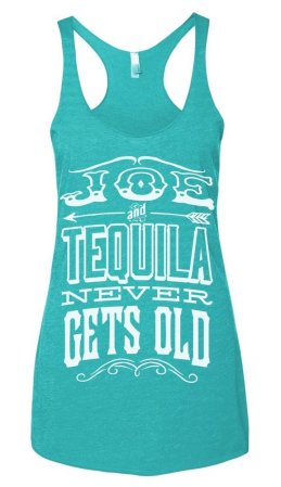 Joe Nichols Joe and Tequila Never Gets Old Tank