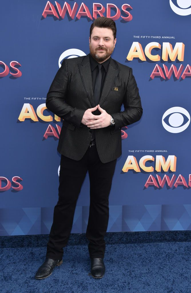 Chris Young ACMs 2018