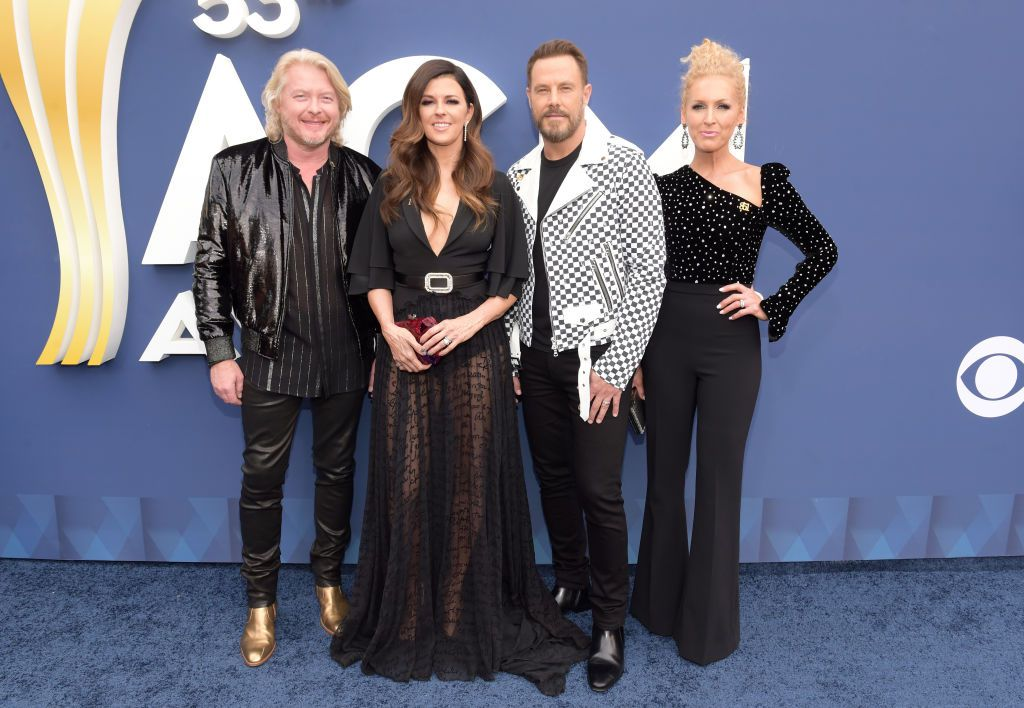 LITTLE BIG TOWN ACMs 2018