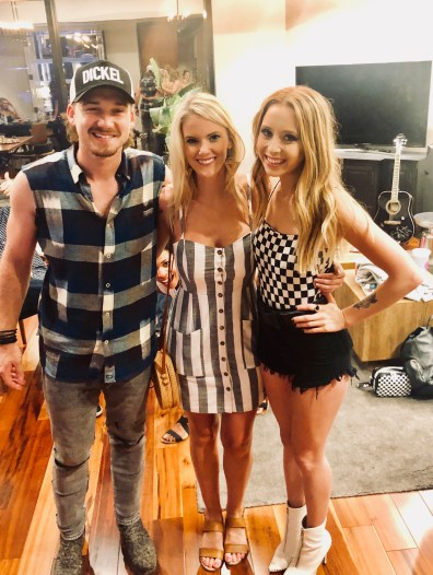 Morgan Wallen and Kalie Shorr
