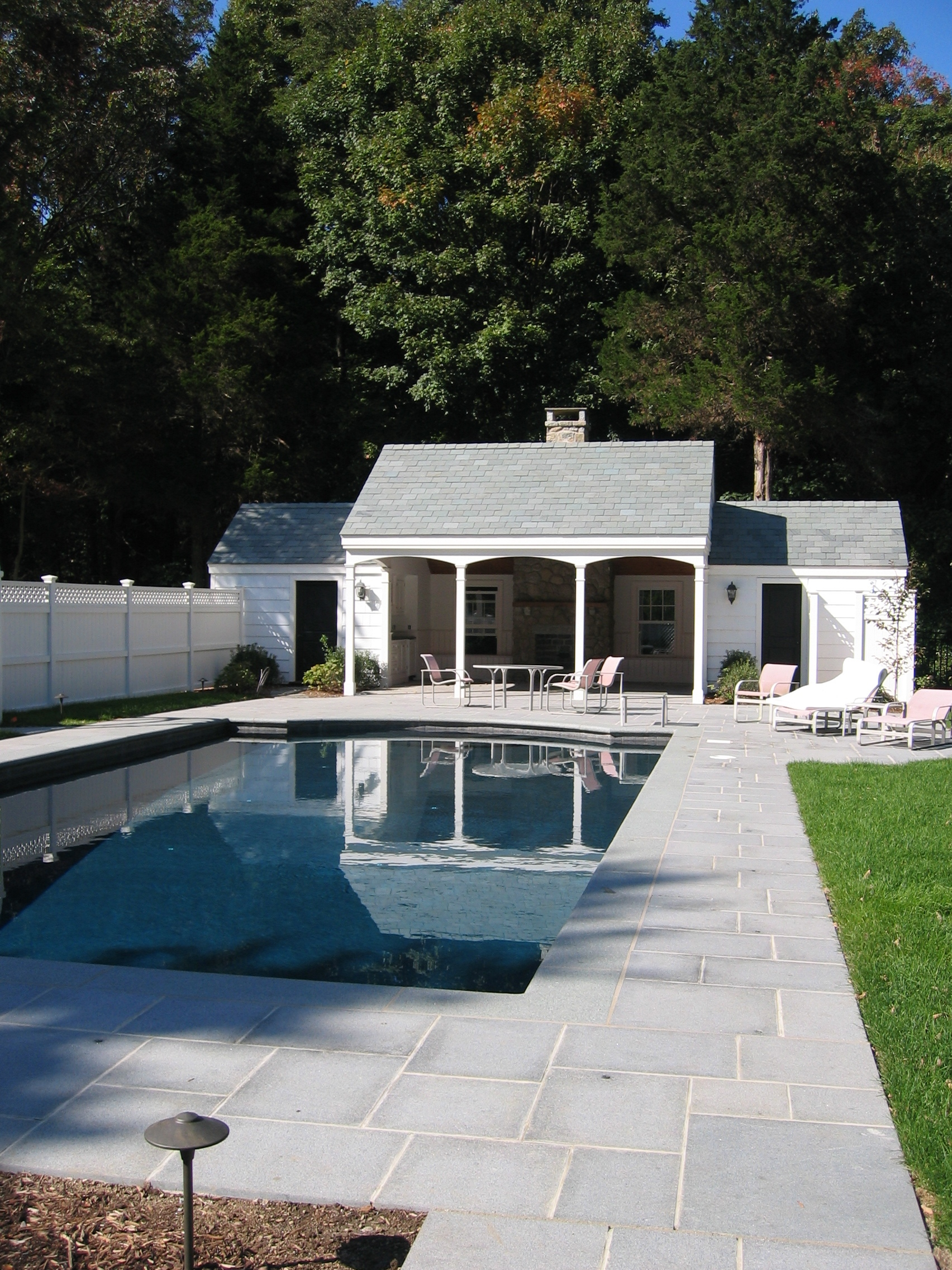 Pools Amp Pool Houses Country Club Homes