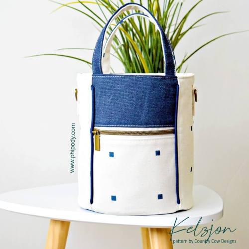 Kelzjon bag made by Chera Phipody
