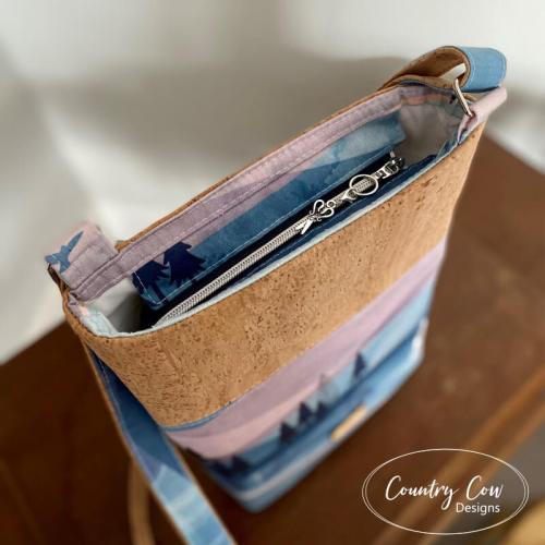 Teloujay Top Zipper Hack - Video Tutorial by Country Cow Designs