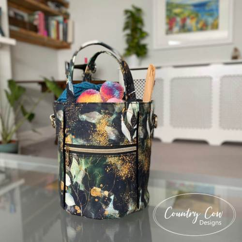 Kelzjon bag made by Country Cow Designs